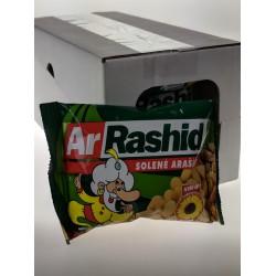 ArRashid arašídy solené 10x100g