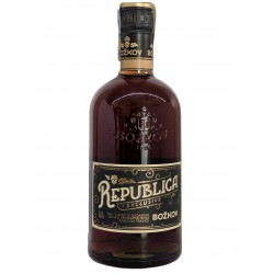 Republika Exclusive Rum Božkov 8594005019485 - 38% 1x0,7l