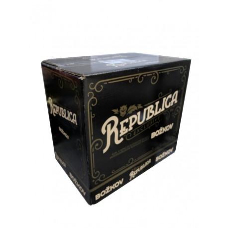 Republika Exclusive Rum Božkov 38% 1x0,7l
