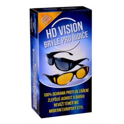 HD Vision brýle pro řidiče 2ks