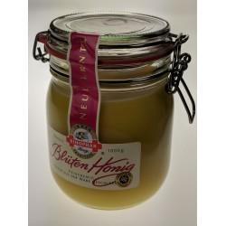 Květový med Blüten Honing Bihophar skleněná sklenice 1kg