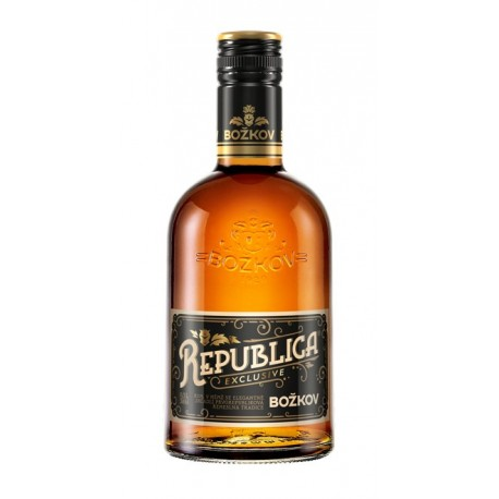 Božkov Republica rum 38% 1x500ml