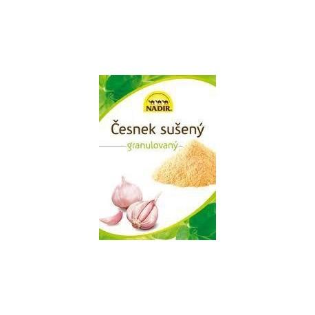 Česnek sušený granulovaný - Nadir