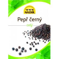 Pepř černý celý - Nadir 25 kusů