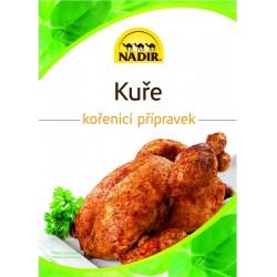 Kuře - kořenící přípravek sypký - Nadir 25 kusů