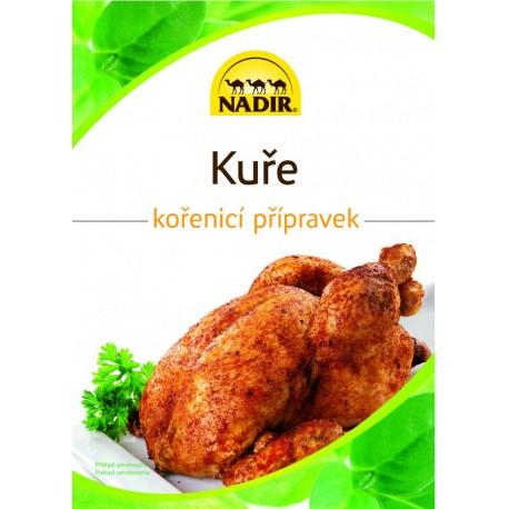 Kuře - kořenící přípravek sypký - Nadir