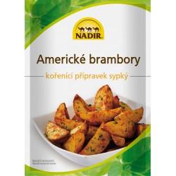 Americké brambory - kořenící přípravek sypký - Nadir