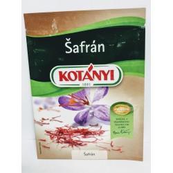 Šafrán Kotányi 0,12g