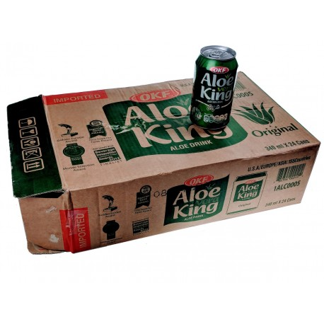 Aloe Vera King drink originál 24x330ml