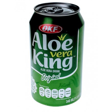 Aloe Vera King drink originál 24x330ml