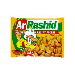 Arašídy pražené solené ArRashid 12x60g