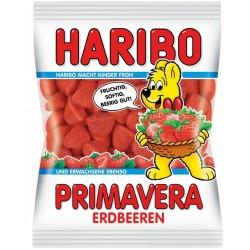 Bonbóny - jahůdky - Haribo Primavera 1x100g