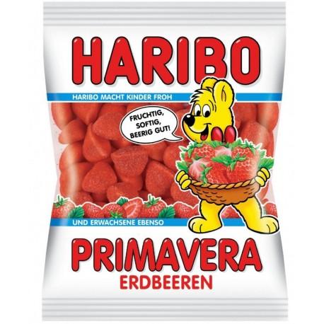 Bonbóny - jahůdky - Haribo Primavera