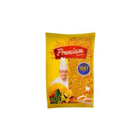 Těstovinové bezvaječné nudle - vřetena malá - Premium 400 g