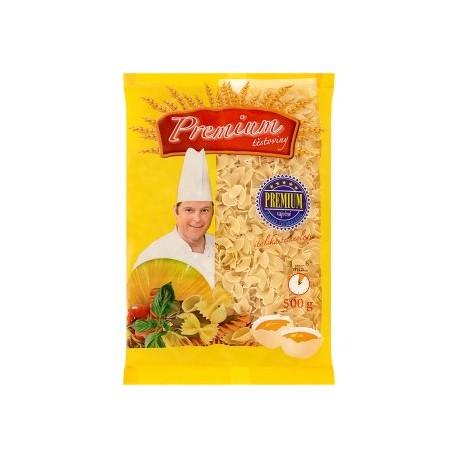 Těstovinové bezvaječné nudle - Široké nudle - Premium 400 g