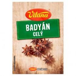 Badyán celý - Vitana 14x5 ks