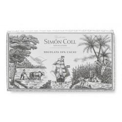 Hořká čokoláda 50% bez lepku - Simón Coll