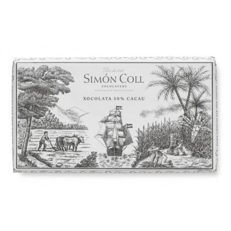 Extra jemná mléčná čokoláda bez lepku - Simón Coll