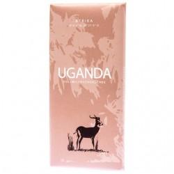 Mléčná čokoláda Uganda - Afrika 1x100g