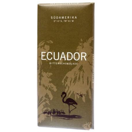 Hořká čokoláda Ecuador - Sudamerika 1x100g