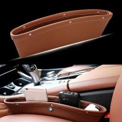 Koženkové pouzdro do auta 1 ks