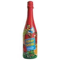 Dětské jahodové šampáňské - ROBBY BUBBLE 0.75 l