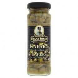 Kapary ve slanokyselém nálevu Exclusive - Kaiser Franz Josef 100g