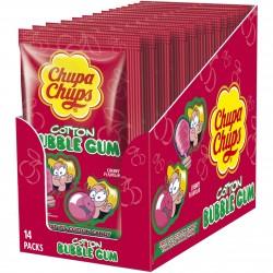 Žvýkačka s třešňovou příchutí Bubble gum - Chupa Chups 14 kusů