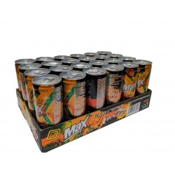Energy drink Chaozz - jablko a hruška - Maxx 250 ml