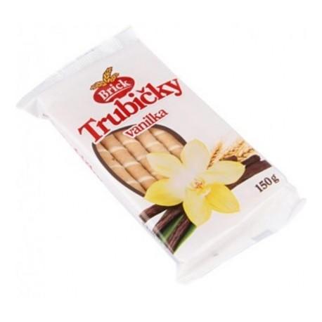 Trubičky kakaové - Brick 150g