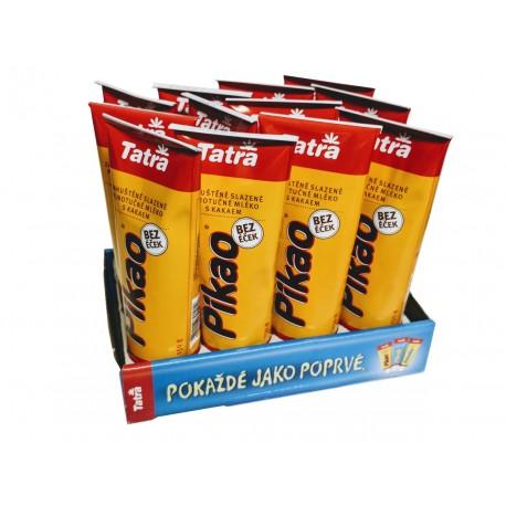 Pikao Tatra slazené mléko 150g