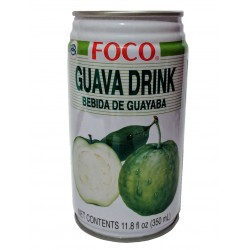 Guava drink - FOCO 1x350 ml