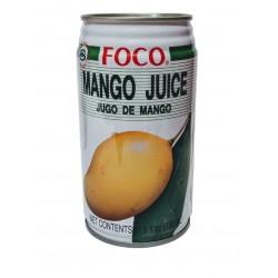 Mango džus - FOCO 350 ml