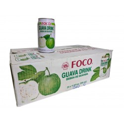 Guava drink - FOCO 24X350 ml