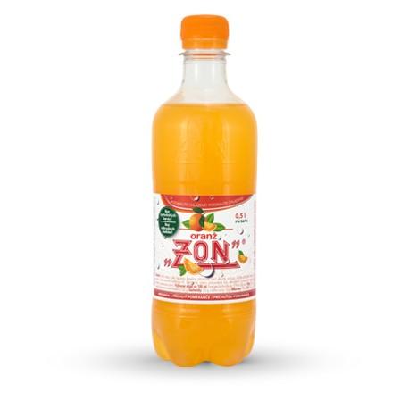 Pomerančová limonáda - ZON 0,5l