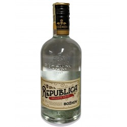 Božkov Republica Exclusive White rum 38% 1x0,7l