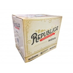 Božkov Republica Exclusive White rum 38% 6x0,7l