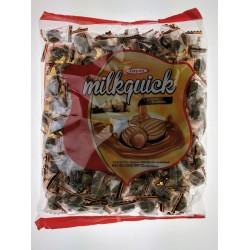 Mléčné tvrdé bonbóny s karamelovou náplní - Tayas 1kg