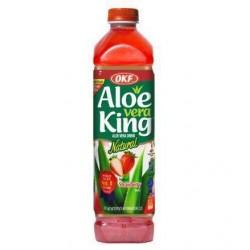 Aloe Vera drink s jahodou - OKF 500 ml