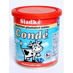 Sladké zahuštěné plnotučné mléko Bohemilk Condé 1x410g