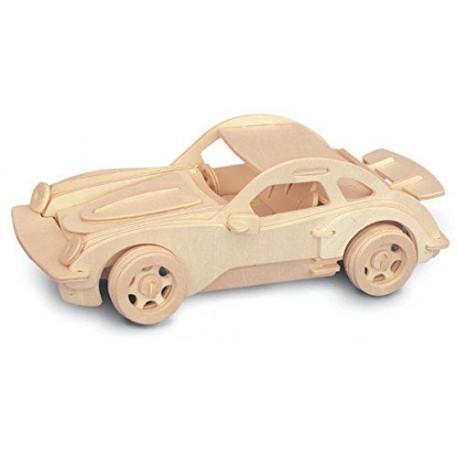 3D puzzle Porsche P-911