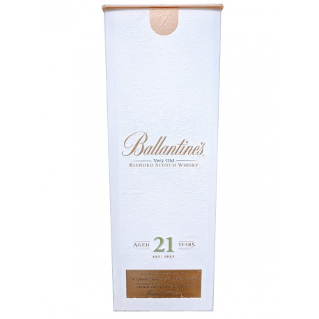 Ballanntines Very Old Blendes Scotch Whisky Aged 21 years 40% 1x0,7l