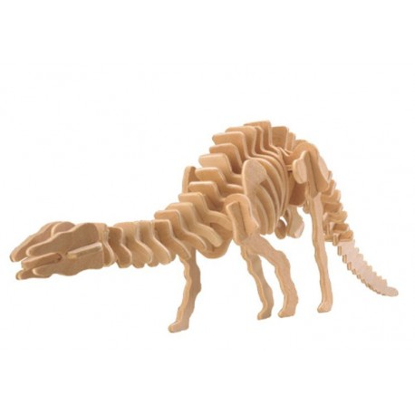 3D puzzle Apatosaurus