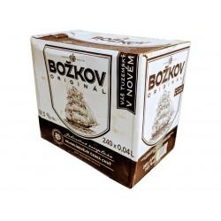 Božkov originál rum 37,5% 240x0,04l