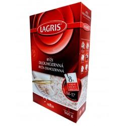 Rýže dlouhozrnná varné sáčky - Lagris 960g