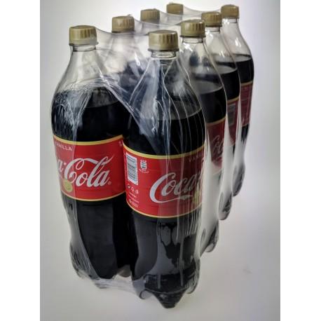 Coca Cola vanilla vanilka 1,75l