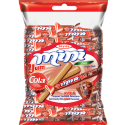 Colové karamelové tyčinky - Tayas Mini 700g