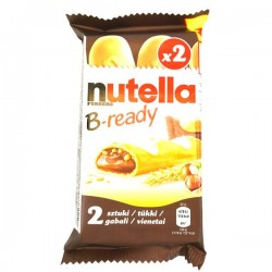 Křupavá sušenka Nutella B - ready 2 ks - Ferrero 1x44g