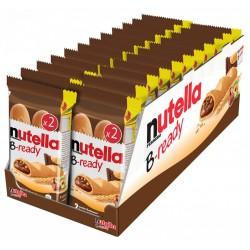 Křupavá sušenka Nutella B - ready 2 kusy - Ferrero 24ks