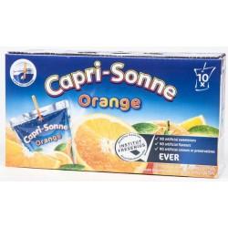 Pomerančový nápoj Capri Sonne Orange 10x200 ml